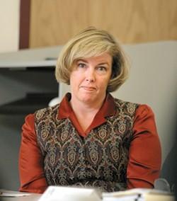 LINDA LARKINS:  Co-founder of Workers Compensation Administrators