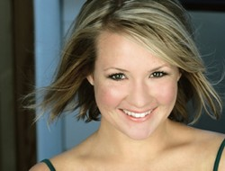 WELCOME BACK :  Native San Luis Obispan Sarah Kleeman, a mezzo soprano based in New York, will return home to perform a concert at the Zion Lutheran Church on Aug. 25, accompanied by New York City Metropolitan Opera pianist Justina Lee. - PHOTO COURTESY OF SARAH KLEEMAN