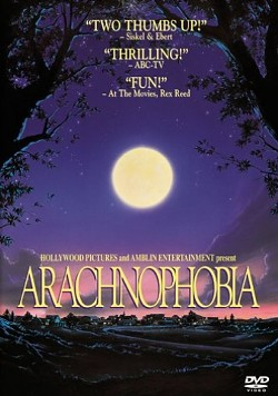 "DON'T WORRY, IT WAS ONLY A MOVIE :  1990's ""Arachnophobia,� starring Jeff Daniels and John Goodman, was filmed in Cambria. - IMDB"