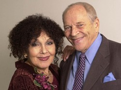 ALL THAT JAZZ :  Husband and wife duo John Dankworth and Cleo Laine are scheduled to jazz up the Clark Center on Jan. 26. - PHOTO COURTESY OF CLEO LAINE AND JOHN DANKWORTH