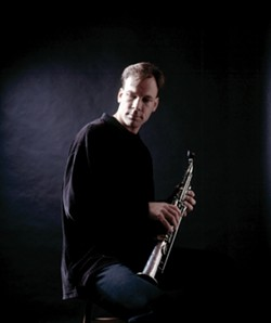 STRAIGHT OUTTA NYC :  East Coast reed player Tim Armacost headlines the next Famous Jazz Artist Concert on May 20 at the Hamlet. - PHOTO COURTESY OF TIM ARMACOST