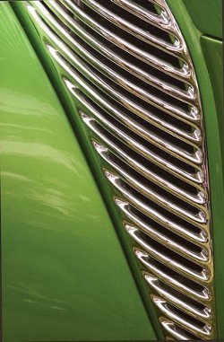 """""""GREEN CLASSIC� SECOND PLACE ABSTRACT - COLOR: - CURTIS HANDLEY"""
