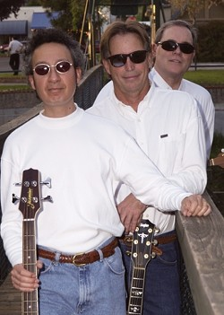 BABY BOOMER ROCK :  On Sept. 9, The Local Vocals and Critical Mass (not pictured) play the Rotary Bandstand on the Village Green in historic old town Arroyo Grande, where they'll perform your favorite hits of the '70s and '80s. - PHOTO COURTESY OF LOCAL VOCALS