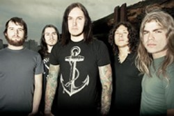 METAL HEROES :  Grammy-nominated As I Lay Dying returns to Downtown Brew on Jan. 8 for an evening of kick-ass metal. - PHOTO COURTESY OF AS I LAY DYING
