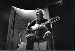 MIDWESTERN RACONTEUR :  Guitarist-singer-composer Leo Kottke plays a solo concert at Arroyo Grande's Clark Center on Feb. 8, delivering homespun wisdom, charming stories, and exceptional guitar playing skills. - PHOTO COURTESY OF LEO KOTTKE