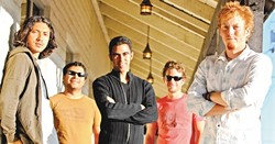 BLUE EYED SOUL :  Nevada-based world beat band Sol'Jibe plays Frog and Peach on March 6. - PHOTO COURTESY OF SOL'JIBE