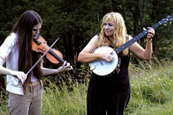 """THIS ROAD COMES TO YOU :  """"Crooked Road Project: Mountain Music of Virginia"""" will be on stage at the Christopher Cohan Center on Oct. 24 to share the vibrant, living musical culture of the Virginian region know as the Crooked Road. - PHOTO COURTESY OF CROOKED ROAD"""
