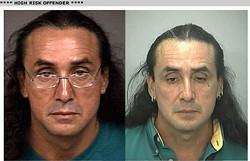 DACAYANA MUG SHOTS: - COURTESY: SLO COUNTY SHERIFF€™S DEPT.