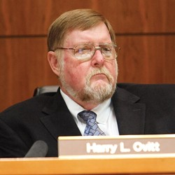 DISTRICT 1, HARRY OVITT:  2007 grants of $1,000 and more: - Paso Robles High--Sober Grad. Night, $1,500 - Friends of the Adobe, $2,000 - Templeton CSD--Summer Concerts $2,664 - Atascadero Wine Festival $1,500 - San Miguel Resource Connection $1,000 - SLO Mozart Festival $2,500 - Templeton 4th of July Committee $1,000 - Latino Outreach Council $1,000 - Mid-State Heritage Foundation $1,000 - Lifestyles Recovery Center $1,000 - Atascadero Loaves and Fishes $1,000 - Paso Robles Pioneer Day $1,000 - United Service Alliance-Heritage Ranch $2,000 - San Miguel Advisory Committee $1,000 - Source: SLO County Board of Supervisors - PHOTO BY STEVE E. MILLER