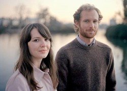 BIRDS OF A FEATHER :  Indie folk rockers The Finches play May 4 at the Steynberg Gallery in SLO. - PHOTO COURTESY OF THE FINCHES