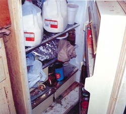FRIDGE: - SLO COUNTY NARCOTIC TASK FORCE