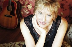 LIVE AT LIVE OAK :  Eliza Gilkyson is one of several performers who play the Live Oak Music Festival June 15-17, at Live Oak Camp. - PHOTO COURTESY OF ELIZA GILKYSON