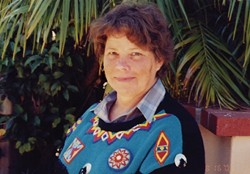 LATEST DEVELOPMENT :  Sharon Ostman, pictured, was killed in 2005. On Feb. 11, San Luis Obispo Police officers arrested a man they suspect in the murder. - FILE PHOTO COURTESY OF THE OSTMAN FAMILY