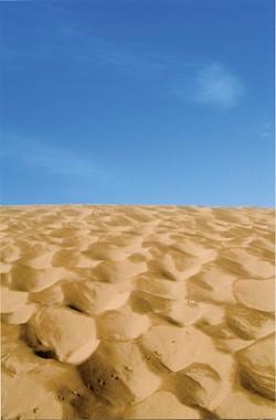 SAND DUNES:  Second Place - ANASTASIA KONTAXAKI