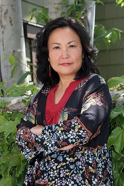 MEET HER :  Naomi Hirahara is a featured author at this year's Central Coast Book and Author Festival. - PHOTO COURTESY OF NAOMI HIRAHARA