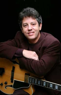 JAZZ MAN :  Jazz guitarist Frank Potenza and his trio will be the next attraction at the Famous Jazz Artist Series at the Hamlet in Cambria on Nov. 4. - PHOTO COURTESY OF FRANK POTENZA
