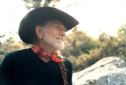 LIVING LEGEND :  American icon Willie Nelson and his sister Bobbie both celebrate the release of new studio albums with a show at the Alex Madonna Expo Center on Feb. 8. - PHOTO COURTESY OF WILLIE NELSON