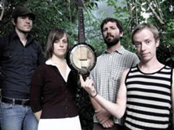 SWEET AND LOWDOWN :  On April 28, Pocket Productions returns with a nice little orchestral folk pop collective called Loch Lomond at SLOs Steynberg Gallery. - PHOTO COURTESY OF LOCH LOMOND