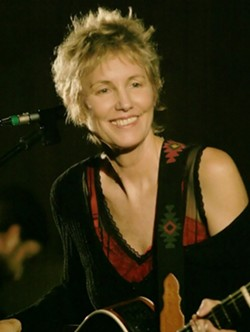 "ELIZA 3.0 :  Third generation performer Eliza Gilkyson comes to Painted Sky Studios on Nov. 15, bringing with her a ""lived-in"" voice and a satchel full of great Americana tunes. - PHOTO COURTESY OF ELIZA GILKYSON"