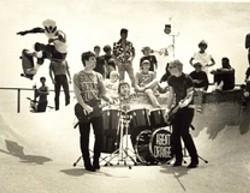 PUNK ROCK CIRCUS :  Orange County punk rock legends Agent Orange play April 22 at Downtown Brew. - PHOTO COURTESY OF AGENT ORANGE