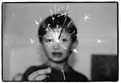 """""""SPARKLER� FIRST PLACE KIDS - BW: - MARCY A. ISRAEL"""