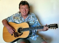 MUSICAL SAGE :  Hear new tunes by singer-songwriter Don Lampson when he plays an album release party for Heart of the Chaparral on Oct. 7 at The Porch. - PHOTO COURTESY OF DON LAMPSON