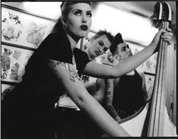 RETURN OF THE LIVING HORRORPOPS:  Punk, rock, and psychobilly act HorrorPops returns to Downtown Brew for an all-ages show on Aug. 30. - PHOTO COURTESY OF HORRORPOPS