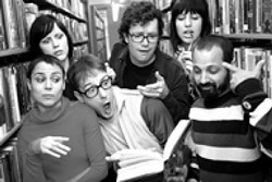 LISTEN AND LEARN  :  The Rentals, fronted by former Weezer bassist Matt Sharp, plays June 27 at Downtown Brew. - PHOTO COURTESY OF THE RENTALS