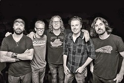 ROCK ON:  Candlebox plays the Fremont Theater on April 15, in support of their new upcoming album 'Disappearing in Airports.' - PHOTO COURTESY OF CANDLEBOX