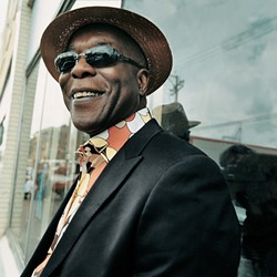 HOOCHIE COOCHIE MAN :  The incomparable Buddy Guy headlines the 23rd annual Avila Beach Blues Festival on May 29. - PHOTO COURTESY OF BUDDY GUY