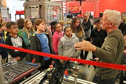 TAKE THE TOUR:  On July 23, you can tour the SRAM's new bike component manufacturing facility during a fundraiser for World Bicycle Relief, an organization that gets bikes into the hands of poor people in developing countries. - PHOTO COURTESY OF SRAM