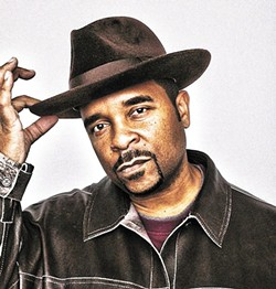 BIG BUTT LOVER:  Rap superstar Sir Mix-A-Lot plays May 6, at The Ranch. - PHOTO COURTESY OF SIR MIX-A-LOT