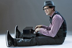 SOUL MAN:  Neo-Motowner Mayer Hawthorne plays Fremont Theater on May 5. - PHOTO COURTESY OF MAYER HAWTHORNE