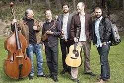 CANADA'S FINEST:  SLOfolks brings acoustic super group The Bills to Castoro Cellars on July 2. - PHOTO COURTESY OF THE BILLS