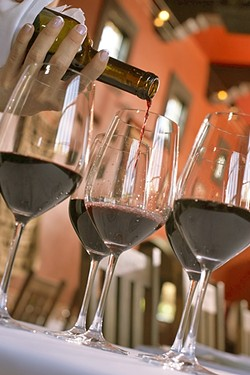 IT'S GOT LEGS:   Wine tasting, events, and retail sales are a large factor of the SLO County wine industry's economic impacts, according to a UC Davis study recently commissioned by the Paso Robles Wine Country Alliance. - PHOTO COURTESY OF PASO ROBLES WINE COUNTRY ALLIANCE