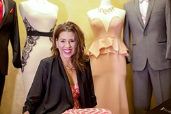 UNIQUE, BOLD, CLASSY, SEXY:  Valerie Shumaker recently opened a new boutique in Grover Beach on 960 W. Grande Ave. called Hey Gorgeous! Cocktail & Tuxedo Boutique, offering cocktail, bridesmaid, and flower girl dresses and tuxedos for rent or purchase, along with shoes and accessories catered to weddings and other special occasions. You can contact the shop at 380-3735. - PHOTO COURTESY OF VALERIE SHUMAKER