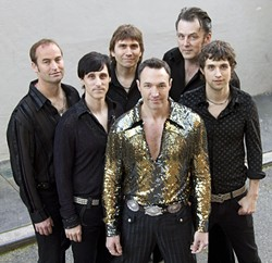 IS THAT YOU, NEIL?:  Neil Diamond tribute act Super Diamond plays Feb. 13 at the Fremont Theater. - PHOTO COURTESY OF SUPER DIAMOND