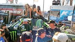 THE OFF ROAD LIFE:  The Baja 1000 off-road race draws riders from all over the world. The race celebrated its 48th year in 2015. - PHOTO COURTESY OF COASTRIDERS POWERSPORTS
