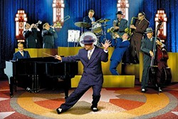 NEO SWING:  Now in their 24th year, jump blues and swing act Big Bad Voodoo Daddy will bring their retro sounds to Fremont Theater on April 1. - PHOTO COURTESY OF BIG BAD VOODOO DADDY