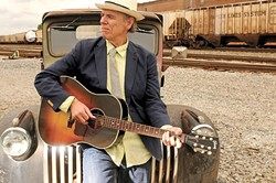 THE SONGWRITER:  John Hiatt plays a solo acoustic concert on March 11 at the Fremont Theater, brought to you by Otter Productions Inc. - PHOTO BY JIM MCGUIRE