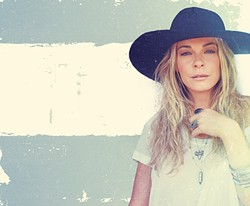 SENSATION:  Country crossover star LeAnn Rimes plays Feb. 13 at the PAC-SLO in a fundraising concert for the local Rotary Club. - PHOTO COURTESY OF LEANN RIMES