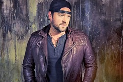 """JOIN 'THE DRINKING CLASS':  Country singer-songwriter Lee Brice plays Vina Robles Amphitheatre on June 5, delivering hits like """"A Woman Like You"""" and """"Love Like Crazy."""" - PHOTO COURTESY OF LEE BRICE"""