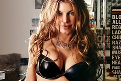 FAIR MAIDEN:  Former Black Eyed Peas singer Fergie brings her solo act to the California Mid-State Fair on July 22. - PHOTO COURTESY OF FERGIE