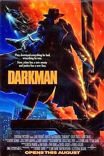 MONSTER MASH :  1990's 'Darkman' is a superhero action movie with horror sensibilities. - PHOTO COURTESY OF UNIVERSAL PICTURES