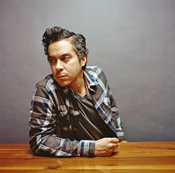 WAYWARD SON:  Former SLO Town resident turned big time blues-folk artist M. Ward plays March 1 at Fremont Theater for a Numbskull and Good Medicine Presents show. - PHOTO COURTESY OF M. WARD