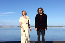 MUSIC AS ART :  Husband-and-wife duo To Wake You will be joined by two guest artists on July 17 at the SLOMA. - PHOTO COURTESY OF TO WAKE YOU