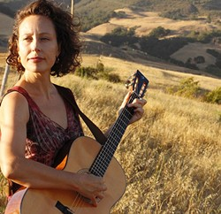 YA-NA-NA!:  Americana artist Ynana Rose (pictured) and ethereal folk pop act Shadowlands play April 22, at D'Anbino's. - PHOTO COURTESY OF YNANA ROSE