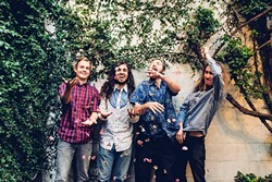 BLUE-EYED SOUL :  California folk-soul act Próxima Parada releases their new album, Big Seven, in the Fremont Theater on Feb. 24. - PHOTO COURTESY OF PRÓXIMA PARADA