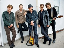 ONE THING LEADS TO ANOTHER:  New Wave heroes The Fixx headline the two-day Stone Soup Music Festival in Ramona Garden Park on the first day, Aug. 27. - PHOTO COURTESY OF THE FIXX