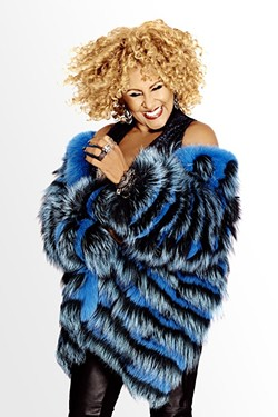ROCK'S VOICE!:  Cal Poly Arts presents award-winning rock vocalist Darlene Love at the Performing Arts Center on Feb. 18. - PHOTO COURTESY OF DARLENE LOVE